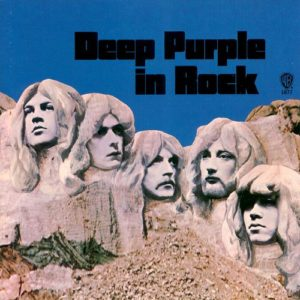 DEEP PURPLE - In Rock (lp) 15,95