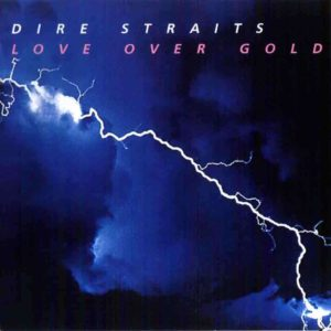 DIRE STRAITS - Love over Gold (lp) 14,95